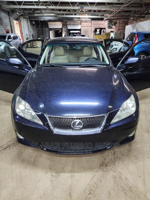 Lexus IS 2007 250 AWD Blue   Cars for sale in Lagos State, Alimosho