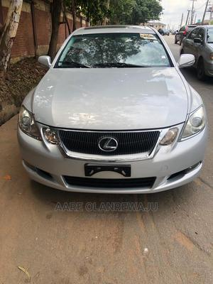 Lexus GS 2008 350 Silver   Cars for sale in Lagos State, Magodo