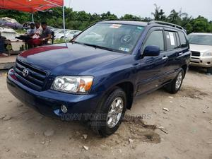 Toyota Highlander 2007 V6 Blue   Cars for sale in Lagos State, Amuwo-Odofin
