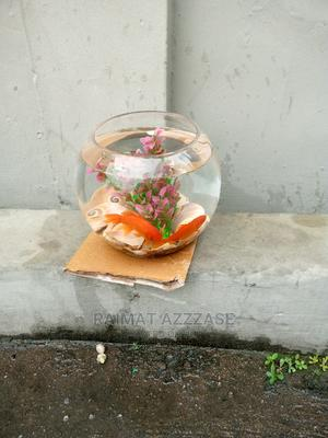 Fish Bowl Kit Fully Decorated | Pet's Accessories for sale in Lagos State, Surulere