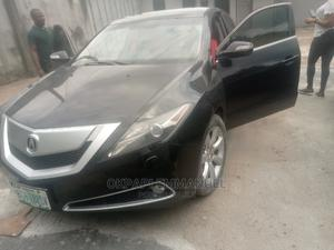 Acura ZDX 2010 Base AWD Black | Cars for sale in Rivers State, Obio-Akpor