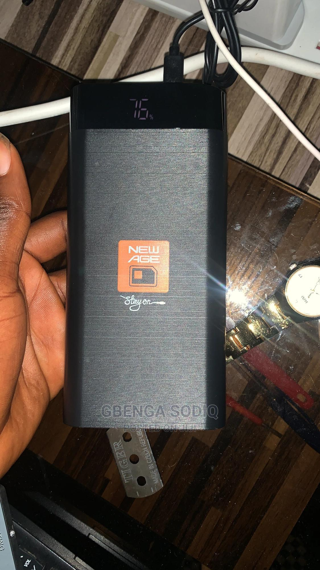 New Age Power Bank | Accessories for Mobile Phones & Tablets for sale in Ojo, Lagos State, Nigeria