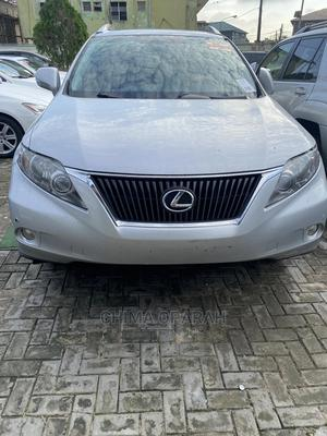 Lexus RX 2012 350 AWD Silver | Cars for sale in Lagos State, Kosofe