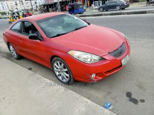 Toyota Solara 2004 2.4 Coupe Red   Cars for sale in Rivers State, Port-Harcourt