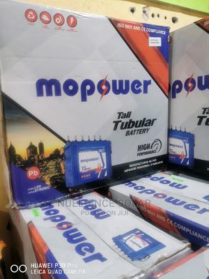 12v 200ah Mopower Indian Tubular Battery   Solar Energy for sale in Lagos State, Ojo