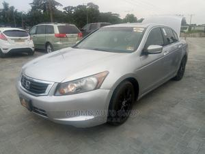 Honda Accord 2009 2.0 I-Vtec Automatic Silver | Cars for sale in Lagos State, Ajah