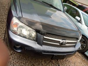 Toyota Highlander 2006 Hybrid Blue   Cars for sale in Lagos State, Agege