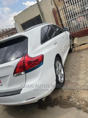 Toyota Venza 2013 LE FWD V6 White | Cars for sale in Lagos State, Ikeja