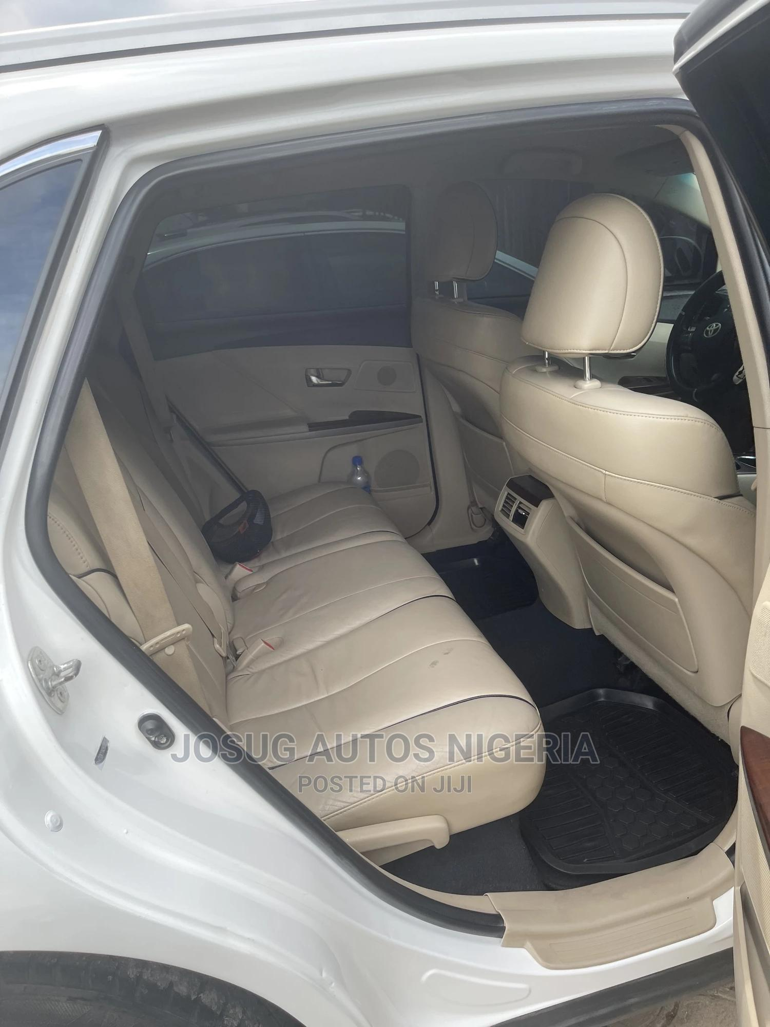 Toyota Venza 2013 LE FWD V6 White | Cars for sale in Ikeja, Lagos State, Nigeria