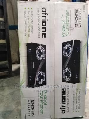 Afrione Table Top Gas Cooker   Kitchen Appliances for sale in Lagos State, Lagos Island (Eko)