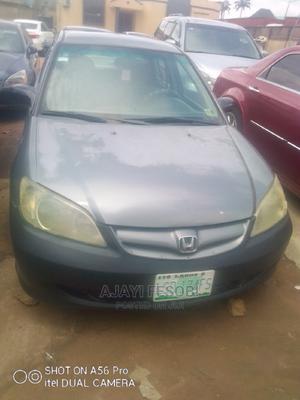Honda Civic 2008 1.4i LS Gray   Cars for sale in Lagos State, Ejigbo
