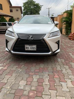 Lexus RX 2017 350 AWD White   Cars for sale in Lagos State, Ikeja
