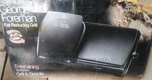 George Foreman Grill Griddle Shawarma Toaster 10 Portion   Kitchen Appliances for sale in Lagos State, Lagos Island (Eko)