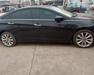 Hyundai Sonata 2011 Black | Cars for sale in Lagos State, Isolo