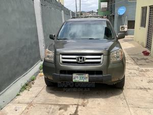 Honda Pilot 2007 EX 4x2 (3.5L 6cyl 5A) Green | Cars for sale in Oyo State, Ibadan
