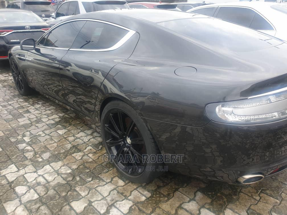 Aston Martin Vantage 2013 V12 Coupe Gray | Cars for sale in Port-Harcourt, Rivers State, Nigeria