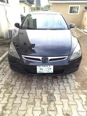Honda Accord 2007 Black   Cars for sale in Abuja (FCT) State, Gudu
