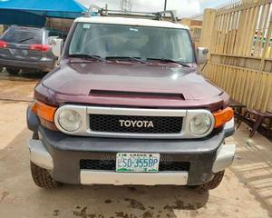Toyota FJ Cruiser 2008 Base 4x4 Red | Cars for sale in Lagos State, Ikotun/Igando