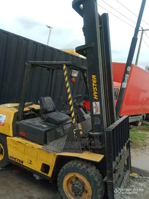 Foreign Used 4 Tons Hyster Forklift.   Heavy Equipment for sale in Lagos State, Amuwo-Odofin