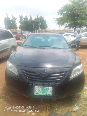 Toyota Camry 2008 2.4 LE Black | Cars for sale in Lagos State, Ejigbo