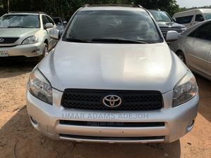 Toyota RAV4 2008 Silver | Cars for sale in Abuja (FCT) State, Gaduwa
