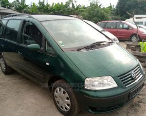 Volkswagen Sharan 2000 Green | Cars for sale in Lagos State, Orile