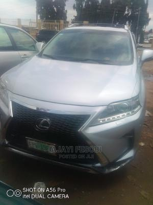 Lexus RX 2010 350 Silver   Cars for sale in Lagos State, Ejigbo
