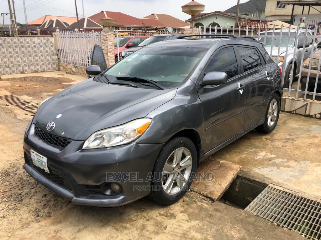 Toyota Matrix 2013 Gray | Cars for sale in Ikorodu, Lagos State, Nigeria