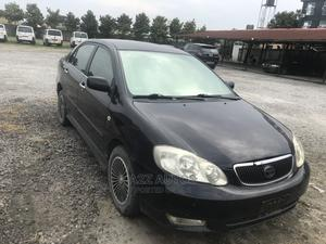 Toyota Corolla 2007 Black   Cars for sale in Lagos State, Ajah