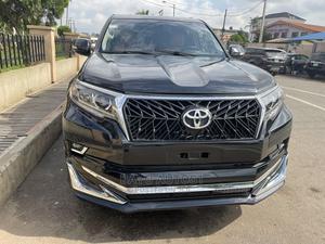 Toyota Land Cruiser Prado 2012 3.0 TD Black   Cars for sale in Lagos State, Ikeja