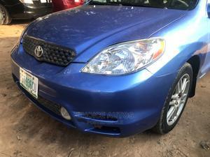 Toyota Matrix 2006 Blue | Cars for sale in Abuja (FCT) State, Gaduwa
