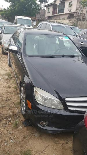 Mercedes-Benz C300 2009 Black | Cars for sale in Lagos State, Amuwo-Odofin