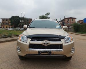 Toyota RAV4 2012 3.5 Limited 4x4 Gold | Cars for sale in Lagos State, Ikeja