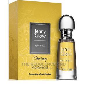 Jenny Glow Myrrh Bean Sheer Luxury 20ml Perfume Oil | Fragrance for sale in Lagos State, Surulere