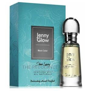 Jenny Glow Black Cedar Sheer Luxury 20ml Perfume Oil | Fragrance for sale in Lagos State, Surulere