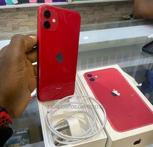 Apple iPhone 11 64 GB Red   Mobile Phones for sale in Lagos State, Ikorodu