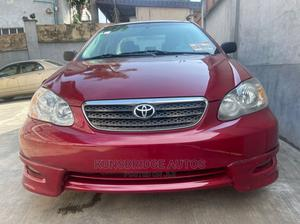 Toyota Corolla 2006 S Red | Cars for sale in Lagos State, Agege