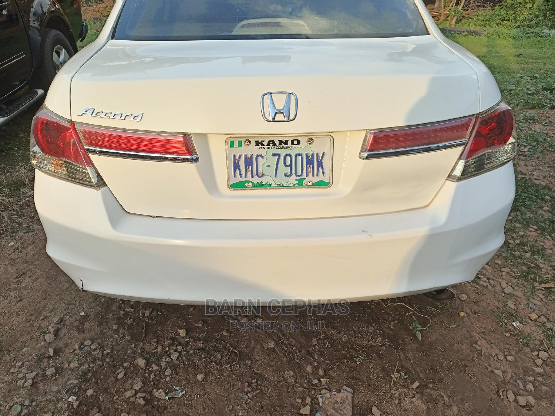 Honda Accord 2011 Sedan EX-L White