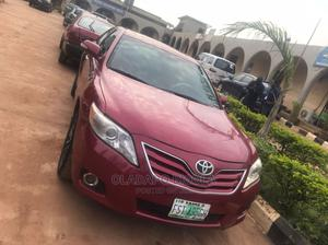 Toyota Camry 2009 Red | Cars for sale in Oyo State, Akinyele