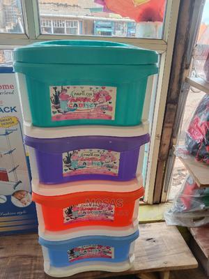 Papilon Baby Plastic Drawer/Cabinet | Children's Furniture for sale in Lagos State, Ifako-Ijaiye