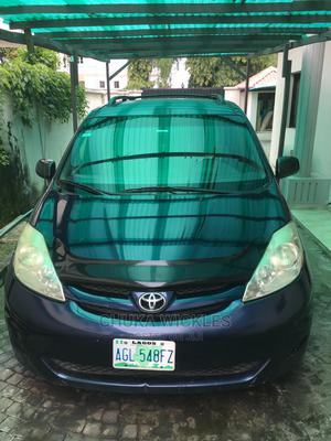 Toyota Sienna 2007 CE AWD Blue | Cars for sale in Lagos State, Lekki