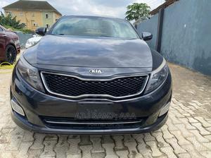 Kia Optima 2015 Gray | Cars for sale in Lagos State, Alimosho