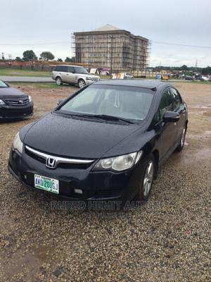 Honda Civic 2007 1.8 Sedan EX Black   Cars for sale in Abuja (FCT) State, Gudu