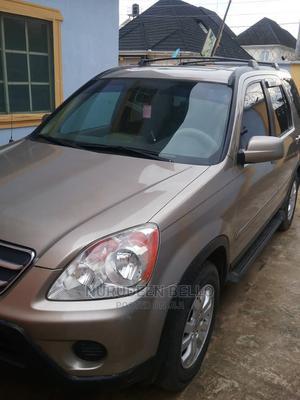 Honda CR-V 2006 Gold | Cars for sale in Lagos State, Abule Egba
