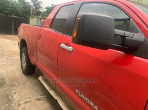 Toyota Tundra 2008 Double Cab Red   Cars for sale in Lagos State, Ikeja