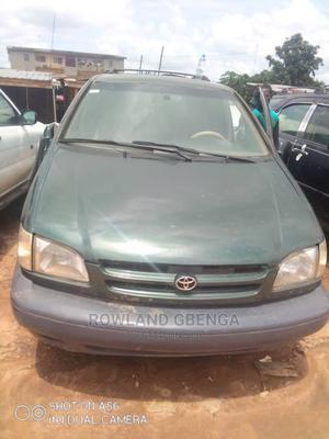 Toyota Sienna 1998 Green | Cars for sale in Ogun State, Ijebu Ode