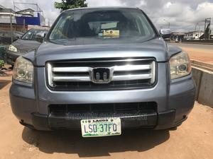 Honda Pilot 2006 Blue   Cars for sale in Lagos State, Abule Egba