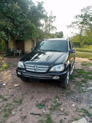 Mercedes-Benz M Class 2004 ML 350 Black | Cars for sale in Abia State, Umuahia