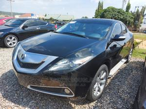 Acura ZDX 2010 Base AWD Black | Cars for sale in Abuja (FCT) State, Apo District