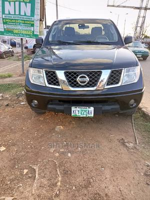 Nissan Frontier 2005 Automatic Black | Cars for sale in Kwara State, Ilorin West